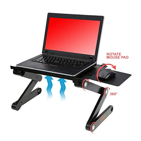 Review Desk York Portable Laptop