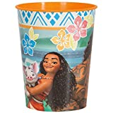 16oz Moana Plastic Cup