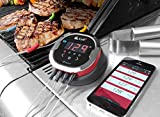 Ultimate Barbeque Package iGrill +4 Meat Probes + 1 Ambient Probe + Kitchen Thermometer + Bag+ Magnet