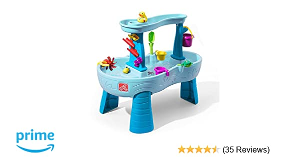 2148f1d91154b Amazon.com  Step2 Sun Shower Water Table  Toys   Games