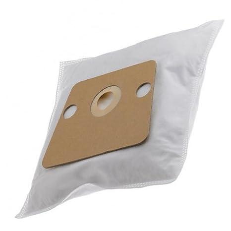 Caja de 5 bolsas de microfibra - aspirador - Rowenta, Solac ...