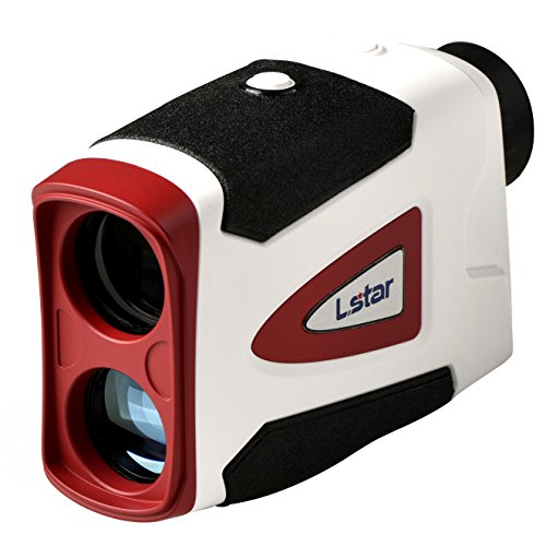 Laser Rangefinder for Golf and Hunting, Range Finder with Distance, Speed, Flagpole Scan Modes, 600M, 7x 26mm, Waterproof