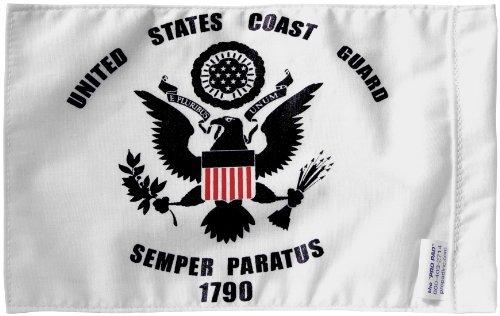 Pro Pad Coast Guard Highway Flag - 6in. x 9in. FLG-CGF - Flg Pad