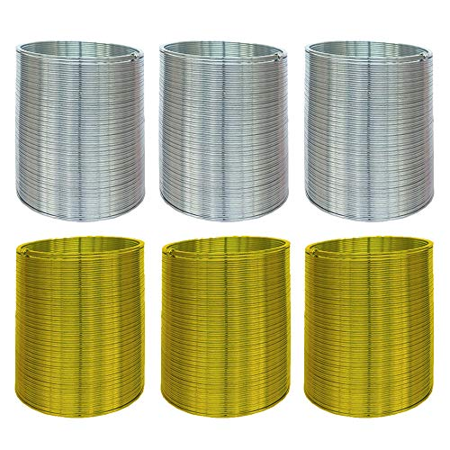 Kicko Metal Coil Spring - Set of 6-2
