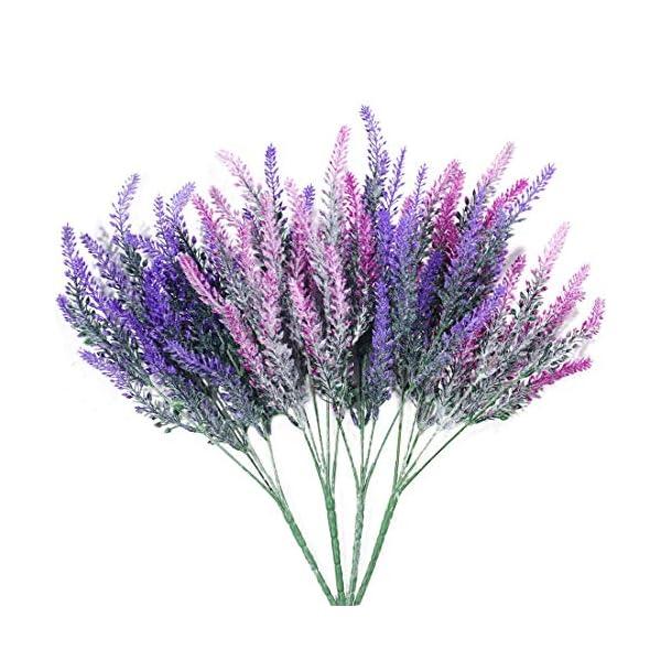 P-flower-Plastic-Flower-Artificial-Flowers-Flocked-Lavender-Bouquet-Romantic-Fake-Lavender-Bunch-Simulation-Plant-Flower-in-Purple-Artificial-Plant-Home-Wedding-Garden-Decor-4-Pcs-Mixed