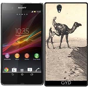 Funda para Sony Xperia Z (l36h) - Jinete Del Camello Del Desierto by hera56