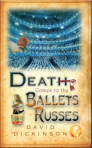 book cover of Death Comes to the Ballets Russes