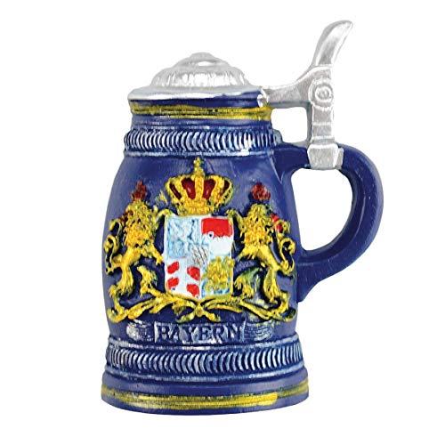 Oktoberfest Beer Stein Kitchen Magnet German Bayern