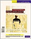 Abnormal Psychology 9780205805327