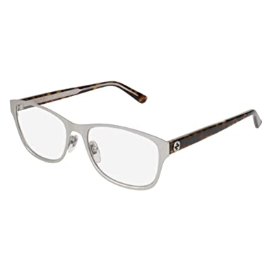a9ac3cae8a164 Amazon.com  Eyeglasses Gucci GG 0304 O- 003 GOLD HAVANA  Clothing