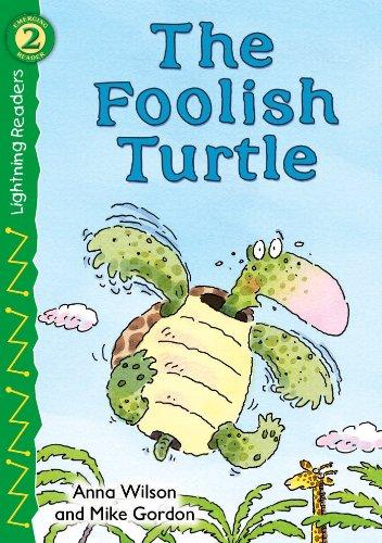 The Foolish Turtle, Level 2 (Lightning Readers)