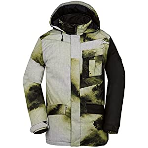 Volcom Mails Insulated Snowboard Jacket Mens