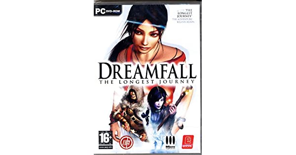 Amazon com: DREAMFALL: The Longest Journey [DVD-ROM]: Video Games