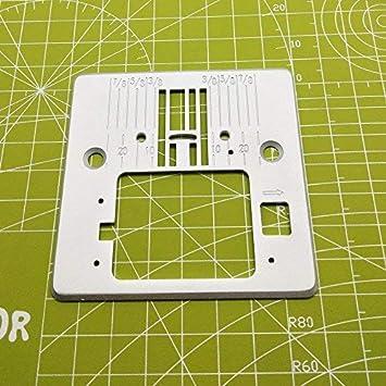 YICBOR - Placa de aguja #416472401/Q60D para Singer 4411 Heavy ...