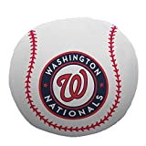 The Northwest Company Washington Nationals MLB Travel Cloud Pillow (11X11)
