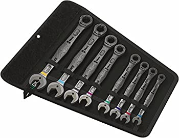 Wera 8 Pieces Imperial Combination Wrench Set