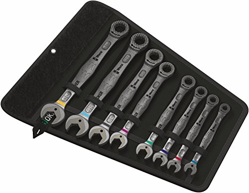 8 Piece Precision Wrench - 5