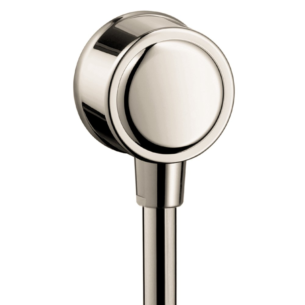 Hansgrohe 16884831 Wall Outlet, Polished Nickel