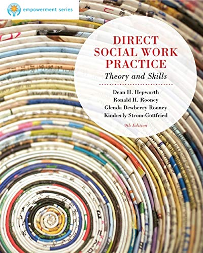 Direct Social Work Practice: Theory and Skills, 9th Edition (Brooks / Cole Empowerment ()