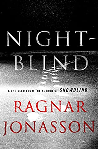 book cover of Nightblind