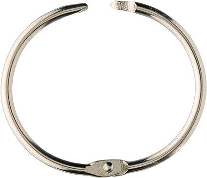 6-Pack DMC U1548 Metal Craft Ring 1-Inch