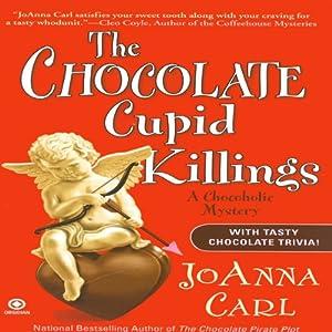 The Chocolate Cupid Killings Audiobook