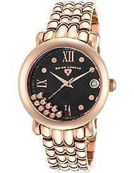 Swiss Legend Womens 22388-RG-11 Diamanti Analog Display Swiss Quartz Rose Gold Watch