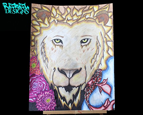 Young Lion by Rebel Designs, LLC