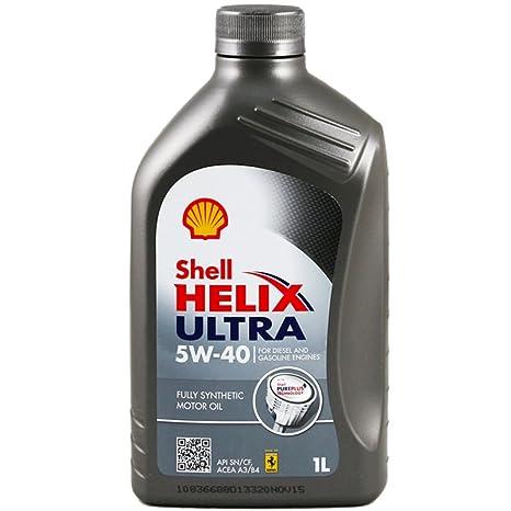 SHELL Helix Ultra 5W -40, 1L