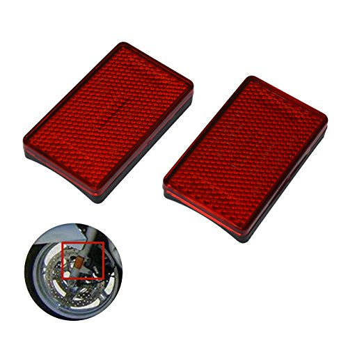 Front Fork Leg Reflector Cover for BMW K1200RS K1200GT R1200RT R1200GS R1200R R1200 GS Adventure