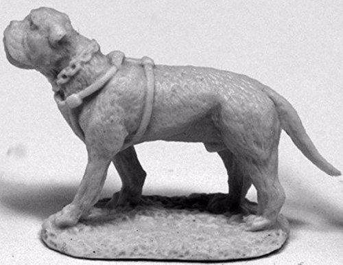 Garr War Dog Miniature 25mm Heroic Scale Bones Reaper Miniatures