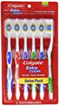 Colgate Extra Clean Toothbrush, Full...