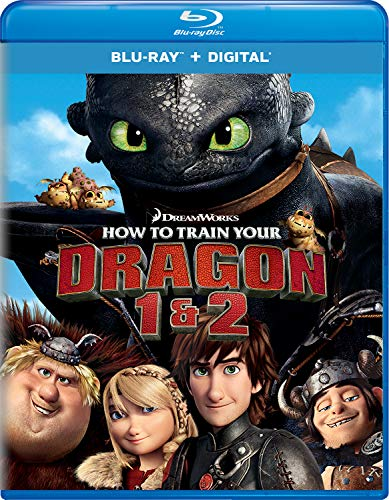 how to train your dragon blu ray unboxing