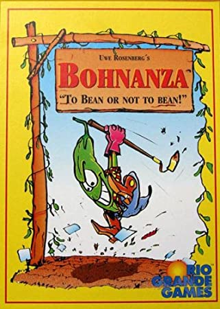 Rio Grande Games Bohnanza