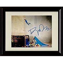 Framed Rob Dyrdek Autograph Replica Print - Extreme Skateboard!