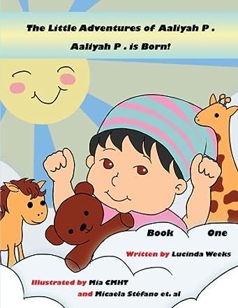 Aaliyah P. is Born!