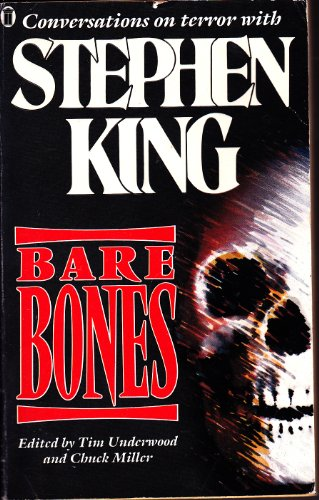 """Bare Bones - Conversations on Terror with Stephen King"" av Tim Underwood and Chuck Miller and Stephen King"