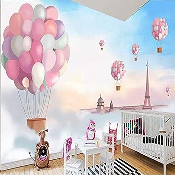 L22lw Wandbild Foto Wallpaper 3d Animation Farbe Ballon Himmel