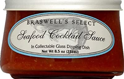Braswell, Sauce Cocktail Seafood, 9.5 OZ (Pack of 12)