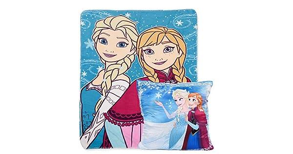 Amazon.com: Disney Frozen - Manta de felpa para niños y ...