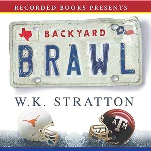 Backyard Brawl Audiobook