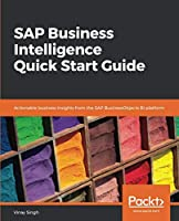 SAP Business Intelligence Quick Start Guide Front Cover