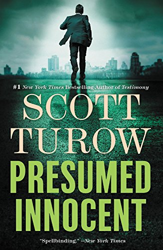 Book cover for Presumed Innocent