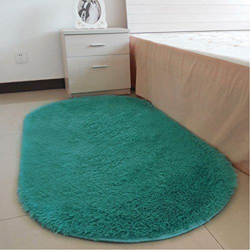 YOH Super Soft Area Rugs Silky Smooth Bedroom Mats for Livin