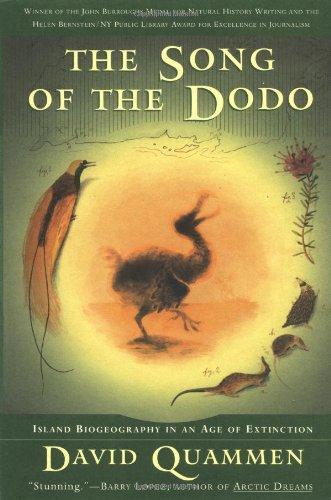 """The Song of the Dodo - Island Biogeography in an Age of Extinction"" av David Quammen"