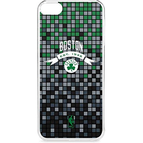 Skinit NBA Boston Celtics iPod Touch 6th Gen LeNu Case - Boston Celtics Digi Design - Premium Vinyl Decal Phone Cover (Boston Snap Celtics)