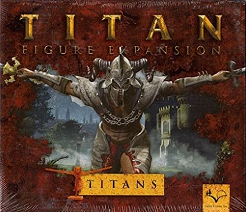Board Games Valley Games Titan - Figure Expansion SW