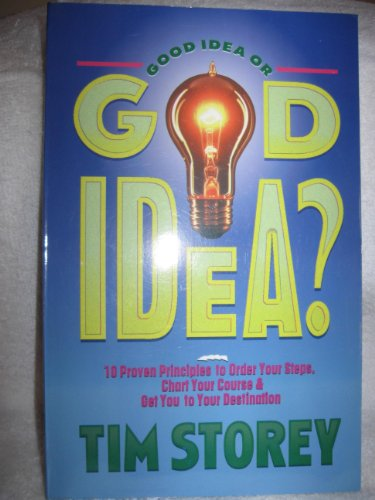 GOOD IDEA OR GOD IDEA PDF