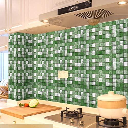 Fliesenaufkleber Mosaik EdelweißFliesensticker Küche Badalle Größen