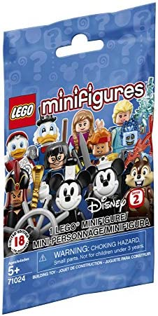 LEGO Minifigures Confidential_Minifigures 2019_2 71024 product image